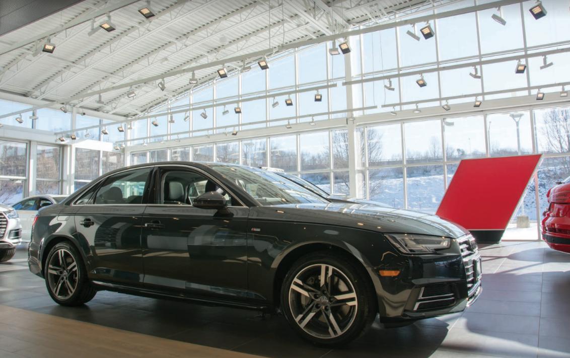 Weeks Audi